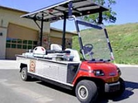 Patient transport vehicle